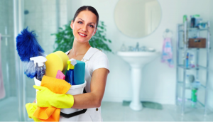 professional cleaning and organizing services