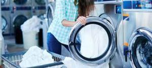 laundry and dry cleaning company